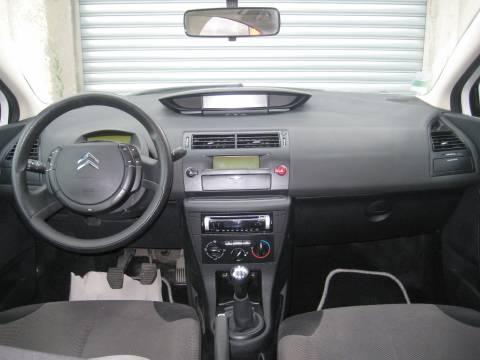 Citroen C4 Volant Et Tableau De Bord Image